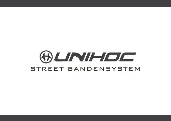 UNIHOC STREET BANDEN Flyer